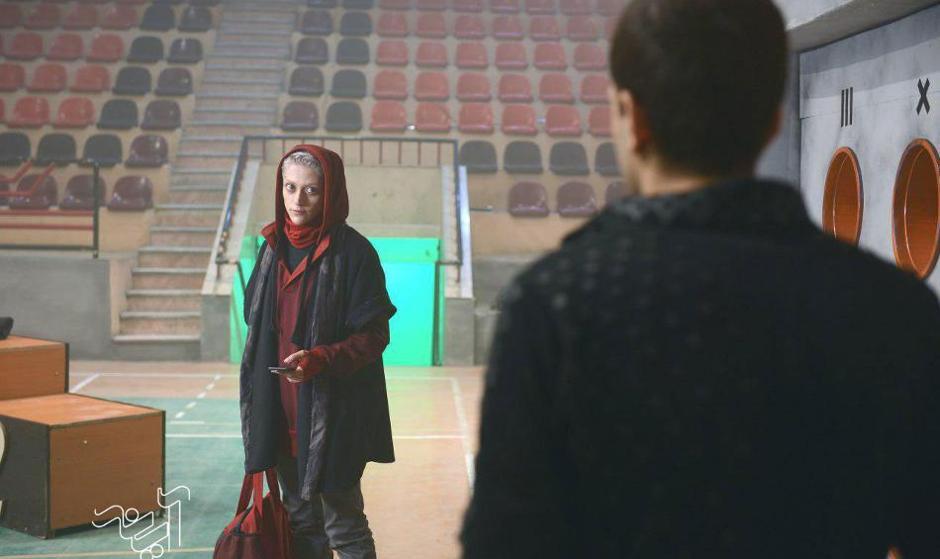 Screening of Suspense Thriller Invasion Selection of Berlin Film Festival