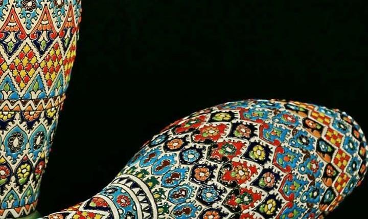 Persian Handicrafts in Sofia