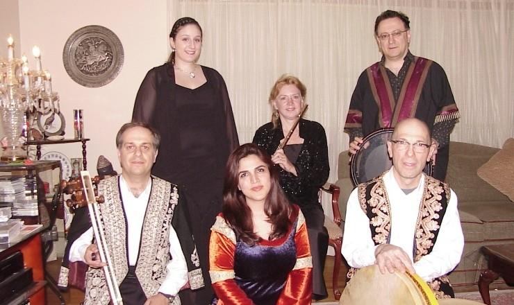 Noavaran Ensemble Concert