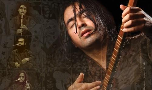 بانوی ایرانی  کنسرت همای و گروه مستان در نیویورک