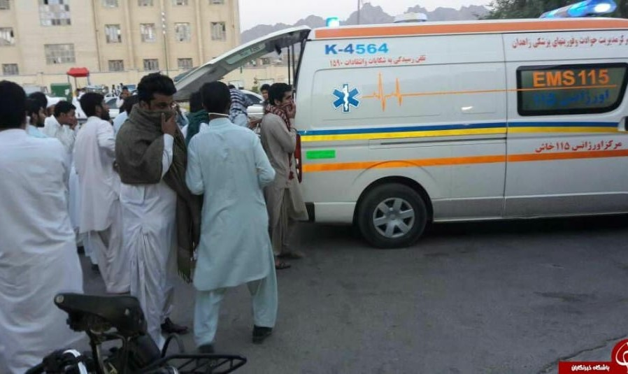 بلاک شدن در اسکایپ کشته شدن ۳ مأمور انتظامی در خاش - kodoom.com - Three Police Officers Killed in Khash - Kodoom