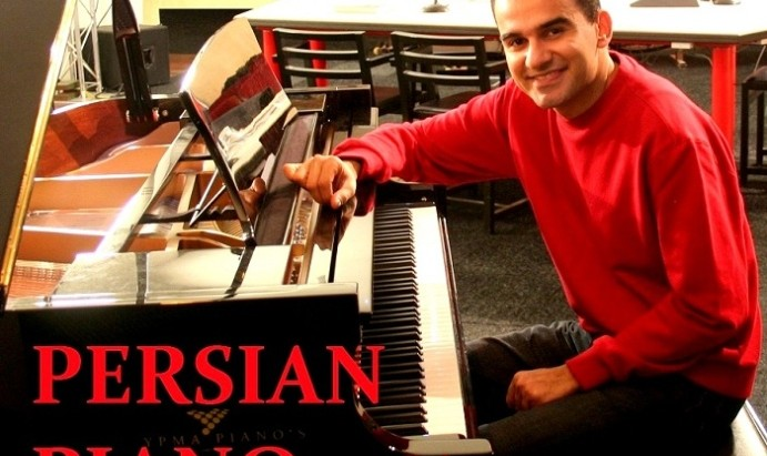 Persian Piano Music by Pejman Akbarzadeh