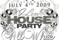 All White Party: Celebrating ۴th of July