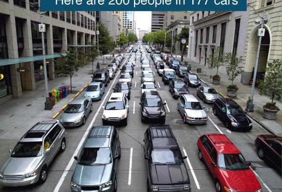 گرمایش زمین و نقش ما انسانهای خودخواه: تصویری جالب از ۲۰۰ نفر در ...