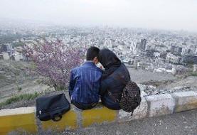 گزارش لس آنجلس تایمز در باره بی بند و باری جنسی و بحران ازدواج در ایران