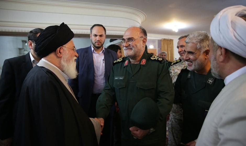 فرمانده قرارگاه ثامن سپاه در دفترش کشته شد: گزارش سانحه تیر از اسلحه خود