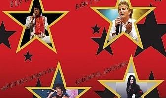 کنسرت شبیه خوانی ستارگان (مایکل جکسون، الویس، راد استوارت و ..)