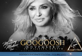 Googoosh Live Orlando With Hassan Shamaizadeh