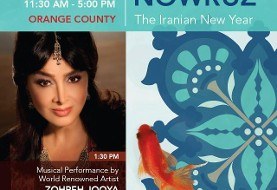 Farhang Foundation's Nowruz in Orange County