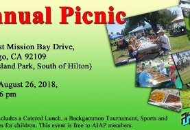 ۲۳th Annual Picnic & Member Appreciation Day