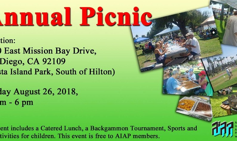 23th Annual Picnic & Member Appreciation Day