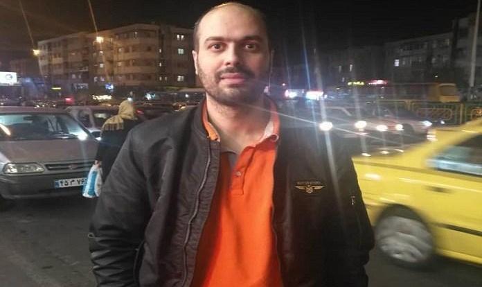 مسعود کاظمی دوباره بازداشت و به اوین منتقل شد