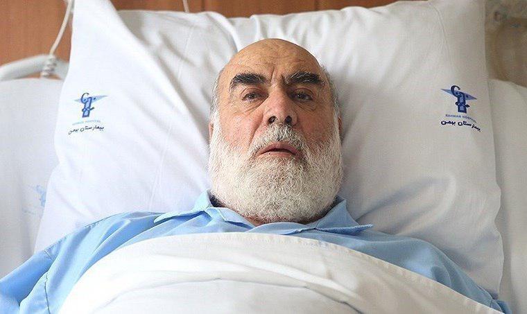 بستری شدن رییس دفتر رهبری به علت عارضه قلبی در بیمارستان بهمن تهران تکذیب شد