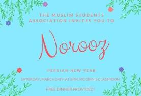 Norooz Dinner