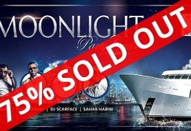 Moonlight Cruise - ۲nd Run
