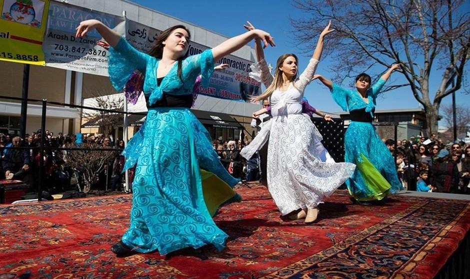 بازارچه و جشنواره نوروزی ایرانیان