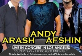 Andy, Afshin & Arash Live in Concert
