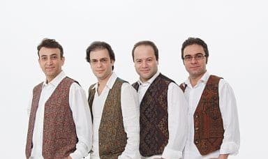 Persian Music with a Classical Flavour: Eastern Breeze