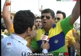 برزیل یه گوشه ای از آبادان بود (ویدئو)