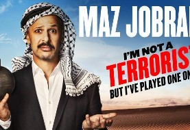 Maz Jobrani Stand up Comedy: I am Not A Terrorist, but I have Played One on TV