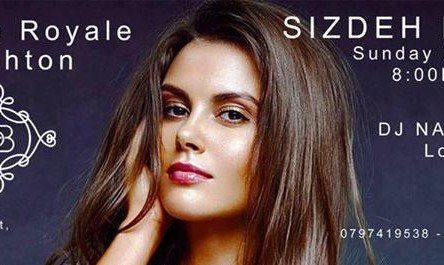 Sizdeh Bedar Night Party: Persian Royale Brighton