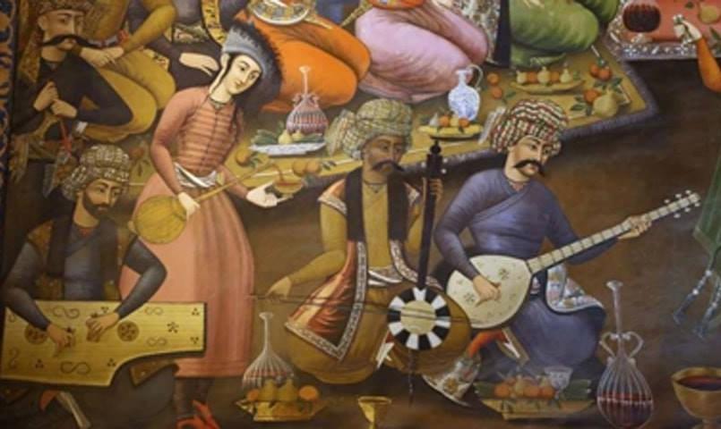 Persialaisen musiikin ilta