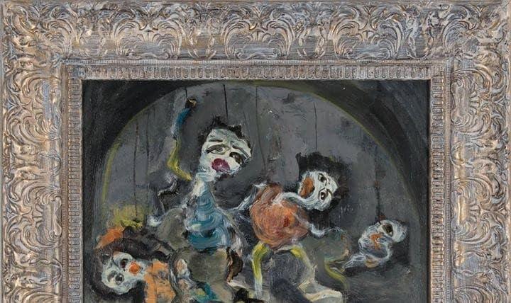 Hossein Ali Zabehi  - Painting Exhibition
