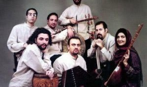 کنسرت موسیقی سنتی گروه شمس