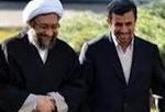 نامه دوم احمدی نژاد به آملی لاریجانی: نامه