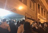 پایان تجمع مقابل منزل محمود صادقی+ اظهارات برادر نماینده تهران
