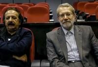 """Majlis Speaker Ali Larijani sees """"Muhammad (S)"""""""