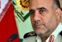 سردار رحیمی: پلیس تهران تمام قد کنار شورا و شهرداری است
