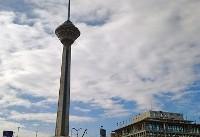 هوای تهران سالم است/ ۲۲ روز هوای سالم در پائیز