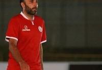 حیدریان: لیگ رقابتی عامل قدرتمند شدن تیم ملی فوتسال است