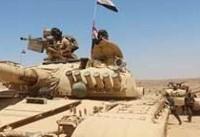 آغاز عملیات نظامی نیروهای عراقی برای کنترل بر کرکوک