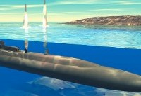 The U.S. Navy Just Parked a Guided-Missile Submarine Right Near North Korea