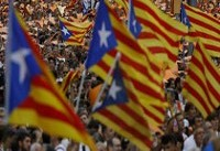 حکم زندان برای دو نفر از رهبران جدایی طلب کاتالونیا