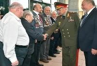وزیر دفاع روسیه وارد فلسطین اشغالی شد