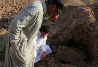 Once promised paradise, IS fighters end up in mass graves