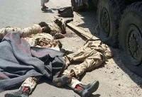 کشته و زخمی شدن بیش از ۲۳ مزدور سعودی