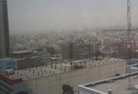 هوای تهران ناسالم شد/شاخص آلودگی ۱۳۸