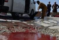 كشته شدن ۴۰ نظامی در انفجار دو خودرو درافغانستان