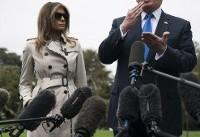 هیاهوی مجازی پیرامون همسر ترامپ؛ از بانوی نخست قلابی تا ربات انساننما