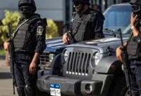 کشته شدن نیروهای امنیتی مصر در جریان درگیری با عناصر مسلح