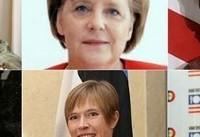 آماری جالب دربارۀ شمار زنانی که زمام قدرت در کشورها را در دست دارند
