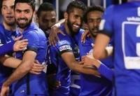 اقدام نژادپرستانه سعودی ها در بازی رفت فینال لیگ قهرمانان آسیا