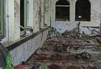 حمله انتحاری به دو مسجد در کابل + فیلم