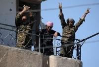 نیروهای دموکراتیک سوریه تسلط کامل بر رقه را اعلام کردند