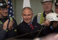 7 Misleading Things EPA Chief Scott Pruitt Said In His Interview With Time