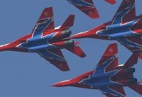 Russia hands over fighter jets to Serbia